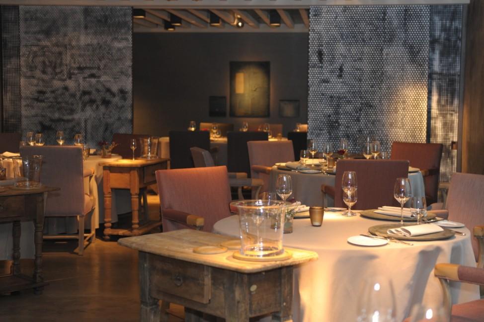 """Restaurant """"Atelier"""" im Bayerischen Hof in München, 2011"""