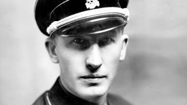 """SS-Gruppenführer Reinhard Heydrich organisierte die """"Wannsee-Konferenz"""", auf der er über die anstehende Massenvernichtung der europäischen Juden referierte."""