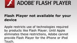 Flash iPhone