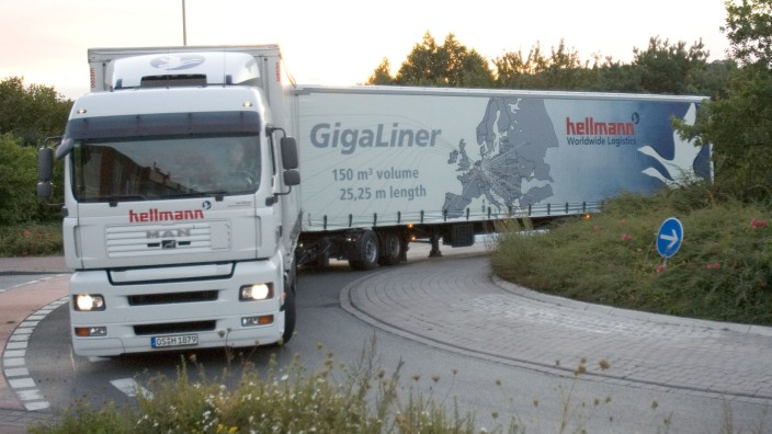 Lang-Lkw werden ab Frühjahr auf deutschen Straßen getestet