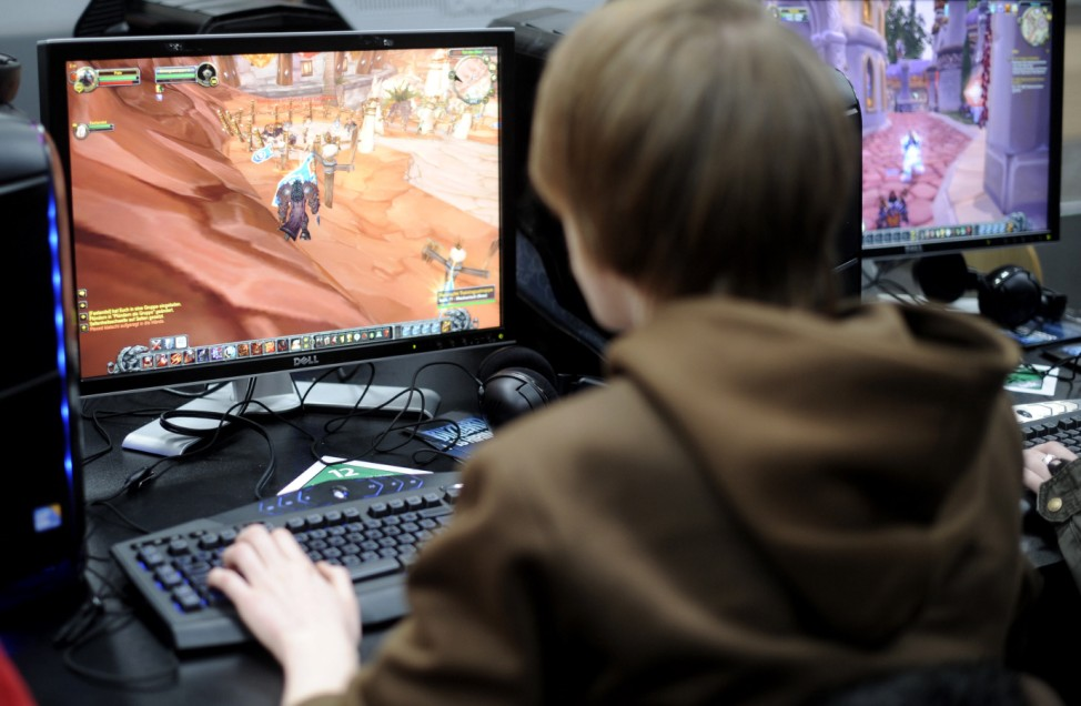 Zu viel Zeit vor dem Bildschirm schadet Kindern