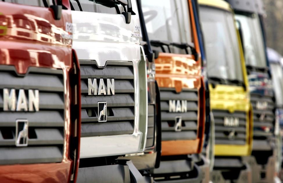 Volkswagen besiegelt Mehrheitserwerb bei MAN