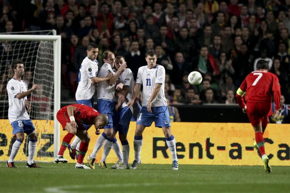 Portugal vs Bosnia and Hercegovina
