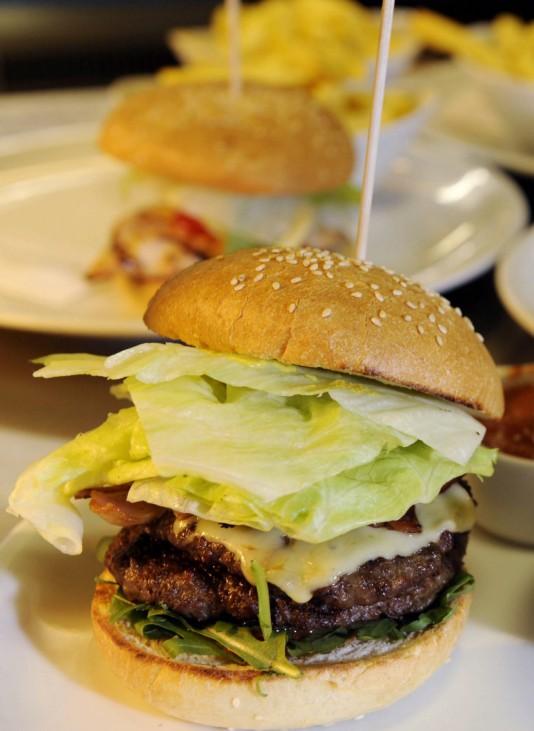 Themendienst Essen & Trinken: Fast Food selber machen