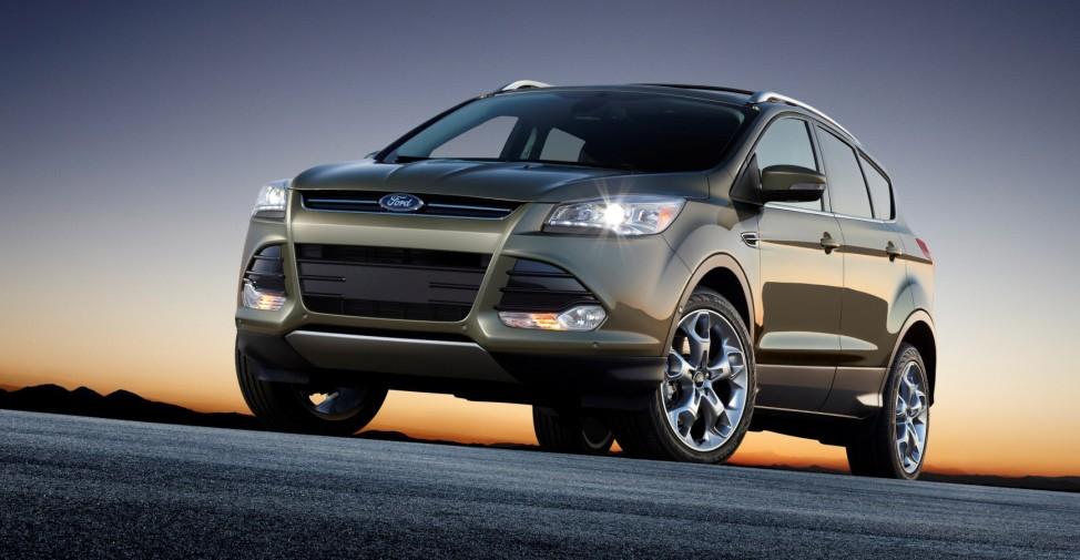 Ford zeigt US-Variante des nächsten Kuga