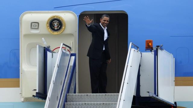 President Obama Visits Australia - Day 2