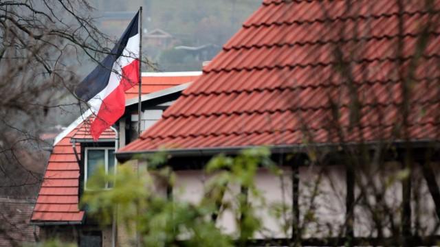 Mordserie Neonazis -  'Braunes Haus' Jena