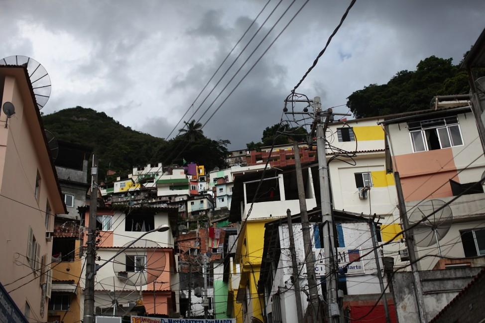 Rio De Janeiro's Favelas Under Scrutiny After Brazil Wins Olympic Bid