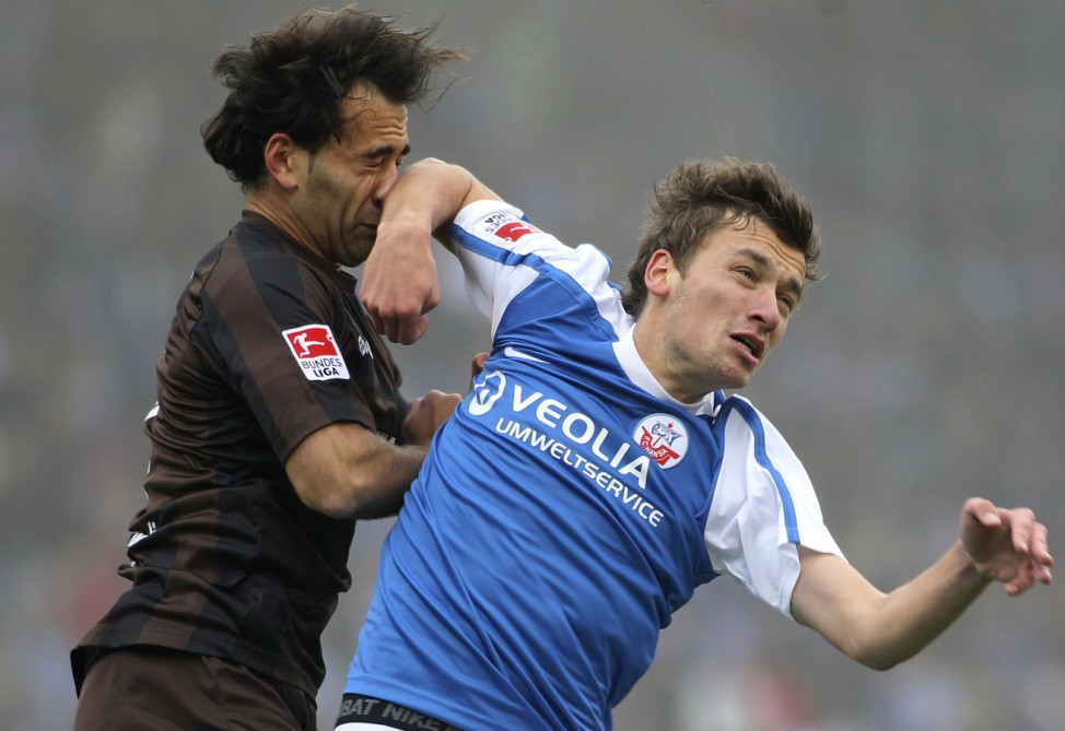 FC Hansa Rostock - FC St. Pauli