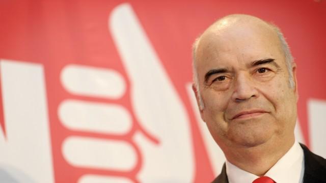 ZDH-Präsident Otto Kentzler