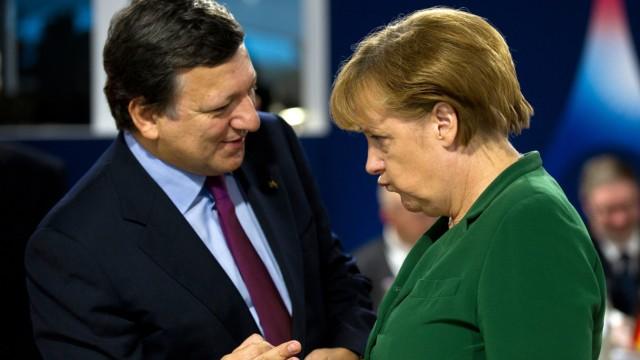 Brüssel wirbt für Eurobonds - Merkel bleibt hart
