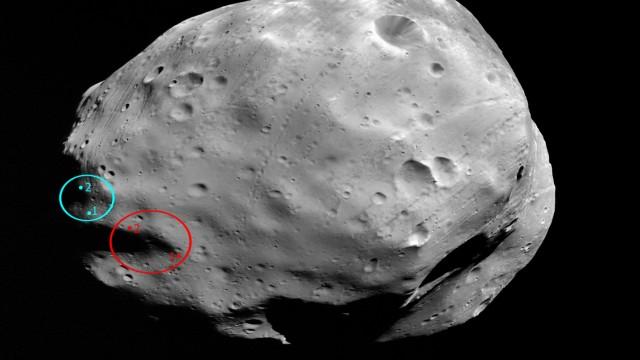 Erstmals Kontakt zur Marsmond-Sonde Phobos-Grunt