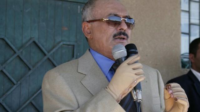 Jemens Präsident Salih will die Macht abgeben