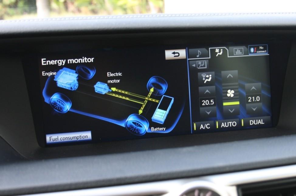 Der Teufel trägt Prada Lexus GS
