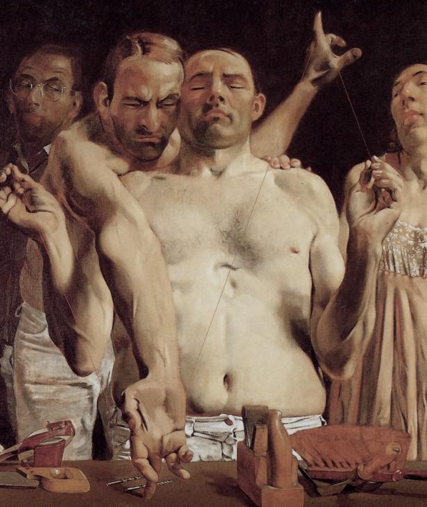 Johannes Grützke: Himmel und Hölle