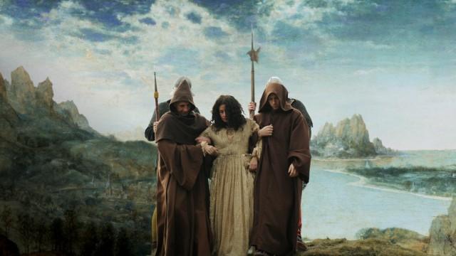 """""""Die Mühle & das Kreuz"""" im Kino: Die Kreuztragung Christi, das Gemälde Pieter Bruegels, ist eine einzige Anklage gegen die Spanier, gegen das Schicksal."""