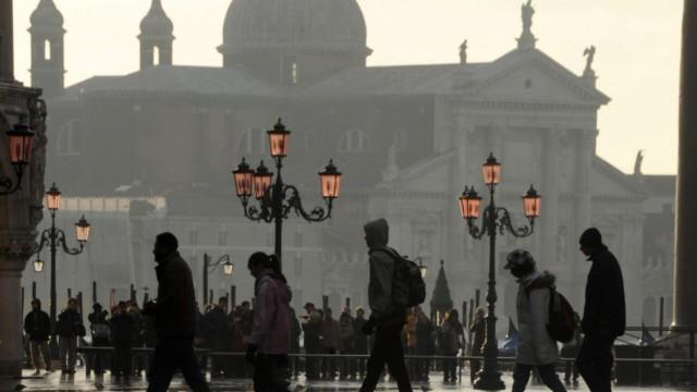 Venedig unter Wasser - Rekord für 2009