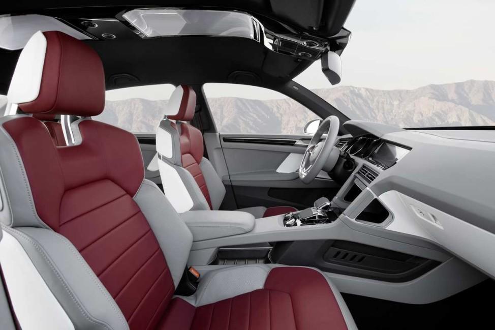 Fahrende Volks-Studie VW Cross Coupé