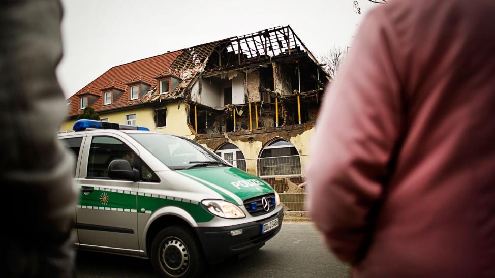 Mordserie Neonazis - Zwickau Frühlingstraße
