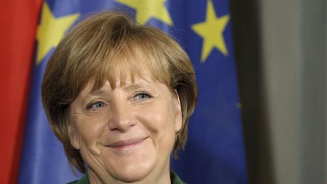 Bundeskanzlerin Merkel trifft Norwegens Ministerpraesident