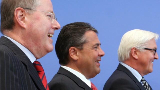 Vor SPD-Parteitag