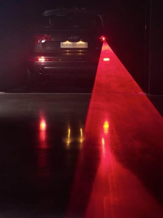 Audi Laserlicht LED-Licht Scheinwerfer