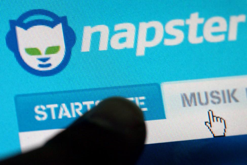 Napster-Streit beschert Bertelsmann Verluste