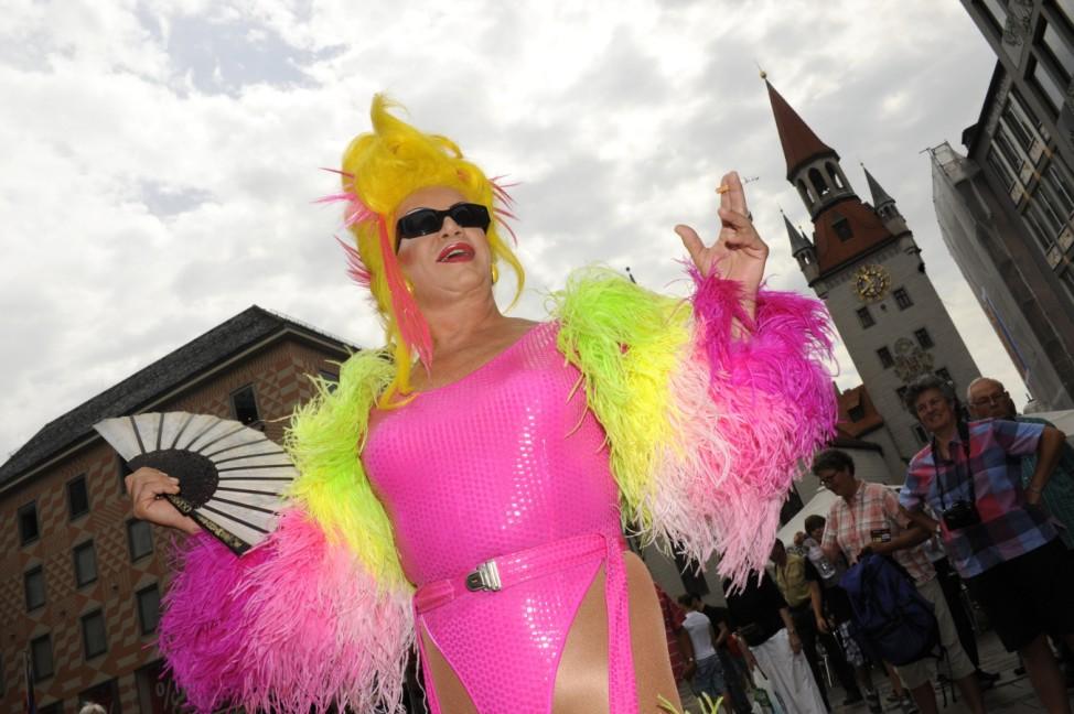 30. Christopher Street Day in München, 2010