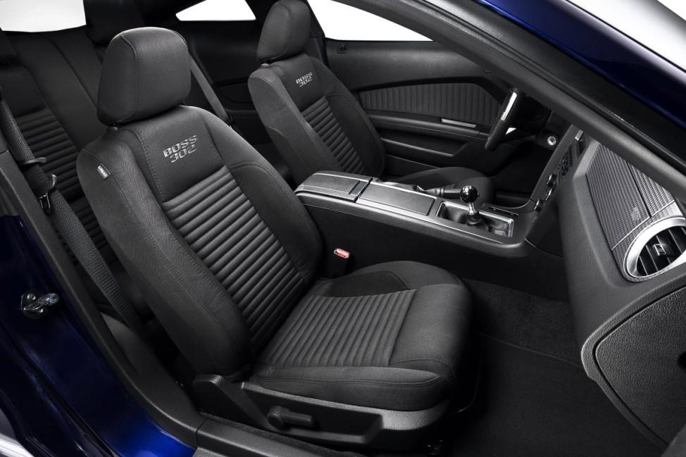 Big Boss Ford Mustang Boss 302 - Modelljahr 2012