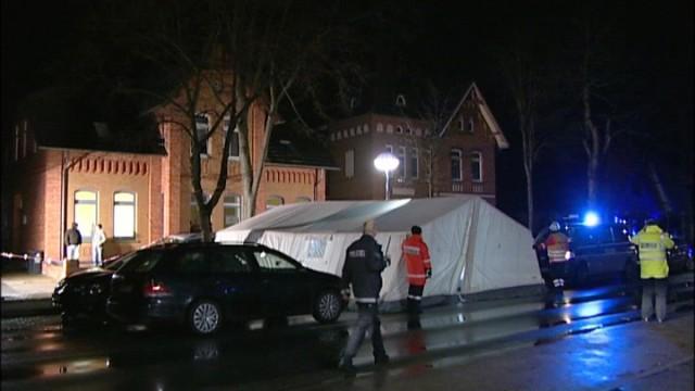 Vater erschiesst 13-jaehrige Tochter auf offener Strasse