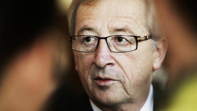 Juncker irritiert ueber moegliche Herabstufung von Euro-Staaten