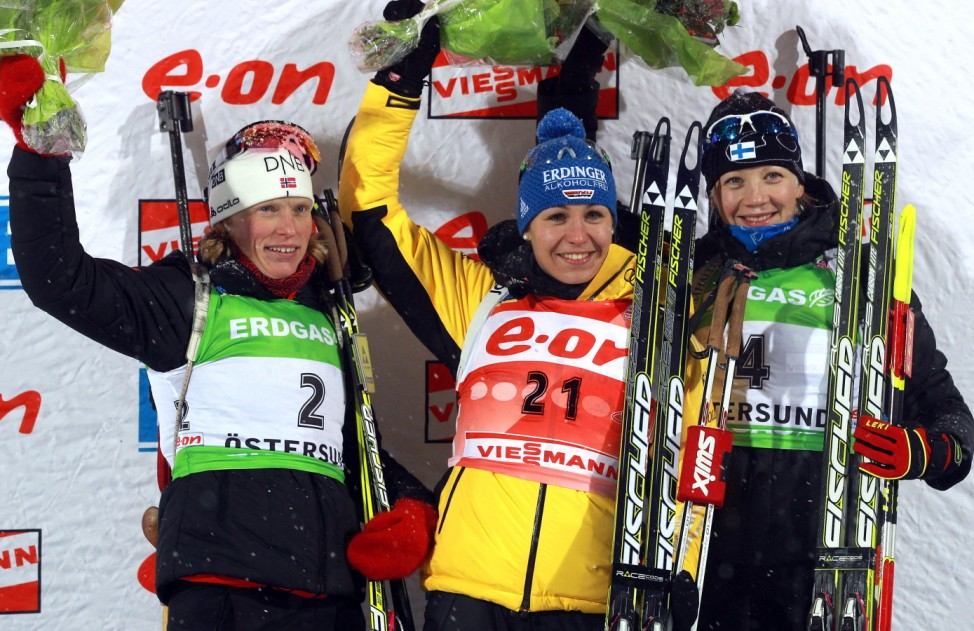 IBU Biathlon World Cup - Women's 7,5 km Sprint