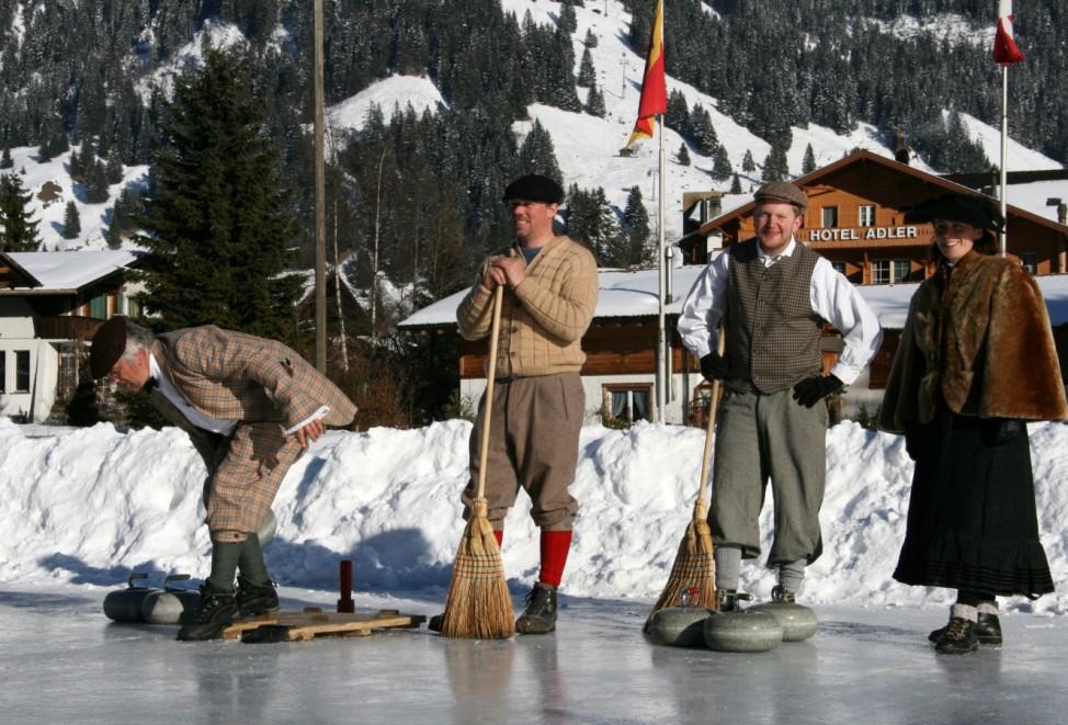 Winterurlaub wie vor 100 Jahren - Belle-Époque-Woche in Kanderste