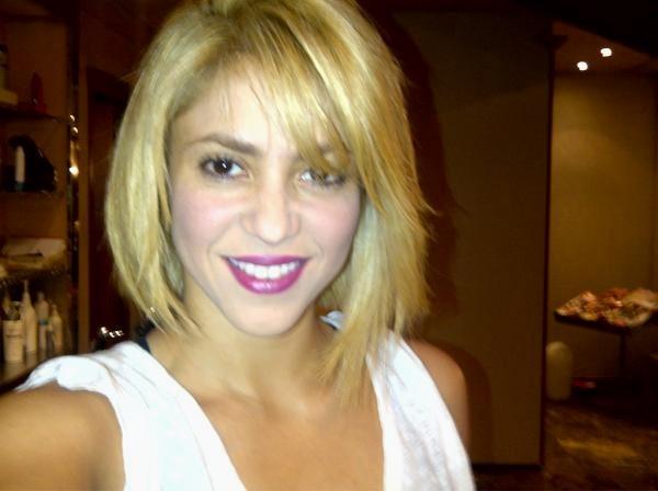 Shakira/Twitter