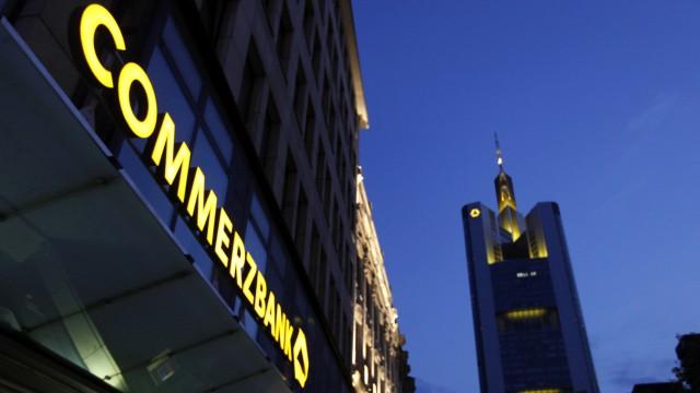 Bericht: Bund erwaegt Verstaatlichung der Commerzbank