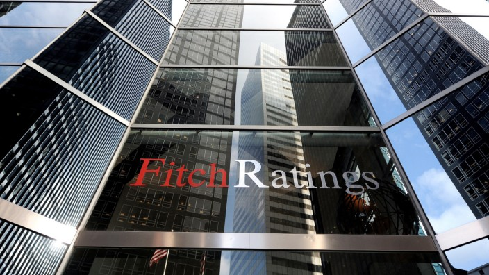 "Hauptsitz der Ratingagentur ""Fitch Ratings"" in New York"