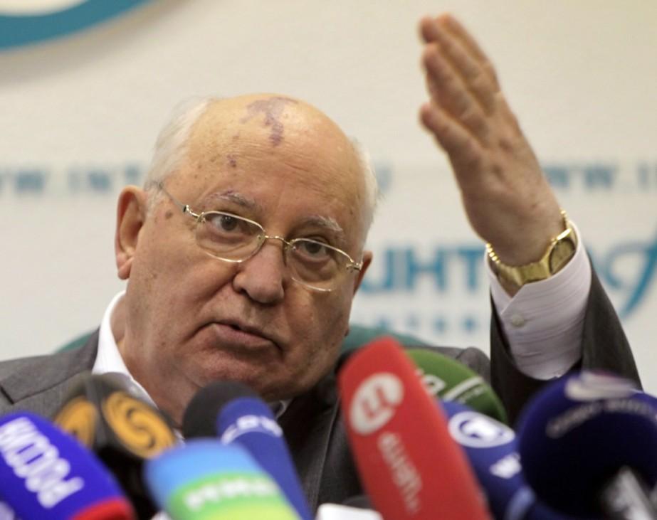 Russland nach der Wahl - Protest Gorbatschows