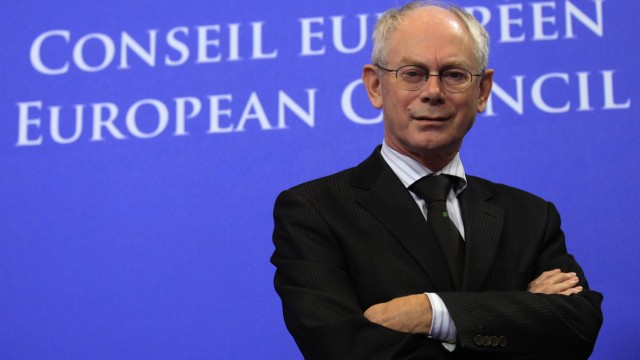 To match Special Report EUROPE/VANROMPUY
