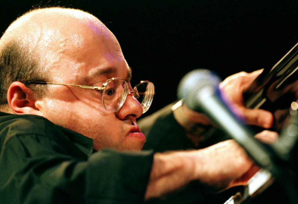 FILE PHOTO OF FRENCH PIANIST MICHEL PETRUCCIANI WHO DIED