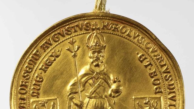 Siegel der Goldenen Bulle