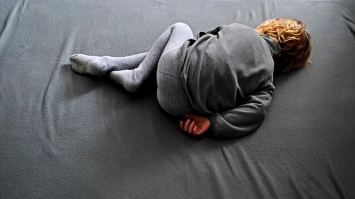Kinder als Opfer sexuellen Missbrauchs