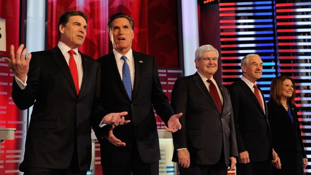 Drake University Hosts ABC News GOP Presidential Debate