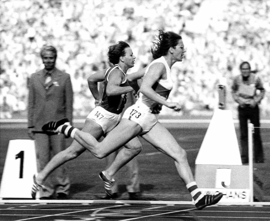 Olympia 1972: Frauenstaffel-Duell BRD - DDR