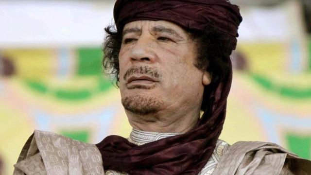 Gaddafi-Land heißt jetzt wieder Libyen
