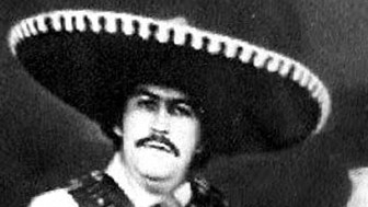 F-Escobar as Pancho Villa