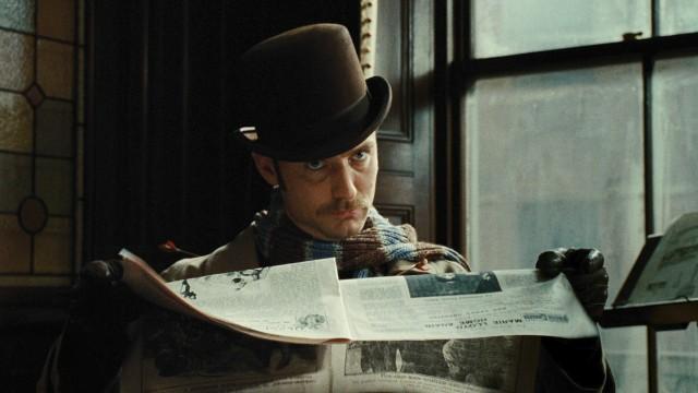 Kinostarts - 'Sherlock Holmes 2: Spiel im Schatten'