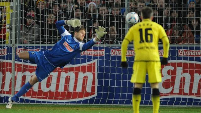 SC Freiburg -Borussia Dortmund