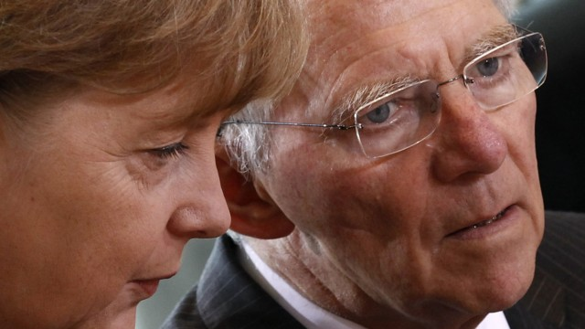 To match Special Report EUROPE/MERKEL-SCHAEUBLE