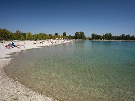 Lußsee; Langwieder Seenplatte; Foto: Michael Namberger