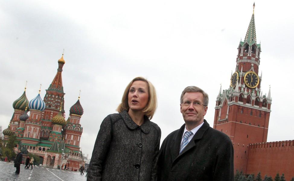 Bundespräsident in Russland